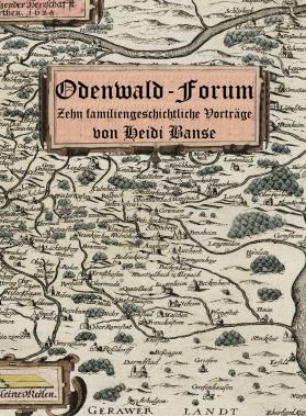 Buchcover Odenwald-Forum