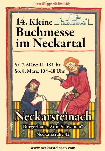 Flyer Kleine Buchmesse